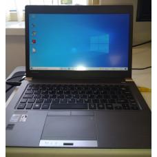 2e hands Toshiba Portégé Z30 13.3 inch FullHD, i3-4030U, 4 GB, 128 GB SSD, Windows 10