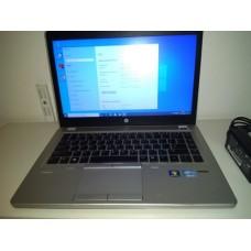 2e hands HP Folio 9470M, 14 inch, i5-3472U, 8 GB, 256 GB SSD, Windows 10 Pro