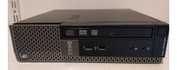 2e hands Dell Optiplex 7010 PC, Core i5-3470S, 4 GB, 240 GB SSD, mini-desktop, Windows 10 Pro