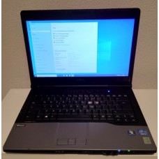 2e hands Fujitsu Lifebook S752, 14 inch, Core i5, 4 GB, 320GB harde schijf, Windows 10 Pro
