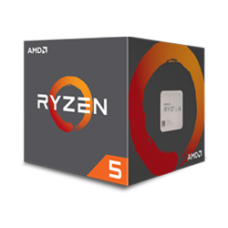 AMD Ryzen 5 2400G processor socket-AM4 met Radeon Vega 11