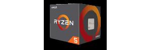 AMD Ryzen 5 2400G processor met Radeon Vega 11