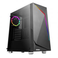 Antec NX300 midi-tower behuizing zwart