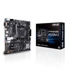 Asus Prime A520M-E mainboard