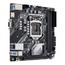 Asus Prime H410I Plus mainboard socket-1200 mini ITX H410 chipset