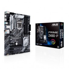 Asus Prime Z490-P mainboard socket-1200 ATX Z490 chipset