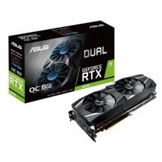 Asus Dual Geforce RTX 2070 OC grafische kaart 8 GB