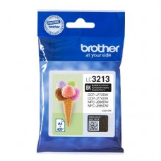 Brother inktcartridge LC-3213BK zwart