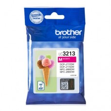Brother inktcartridge LC-3213M magenta