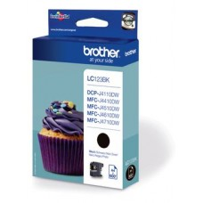 Brother inktcartridge LC-123BK zwart