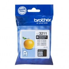 Brother inktcartridge LC-3211BK zwart