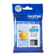 Brother inktcartridge LC-3211C cyaan