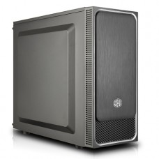 CoolerMaster MasterBox E500L midi-tower behuizing zwart