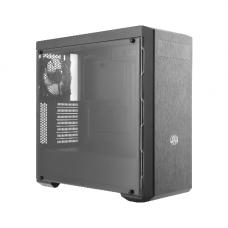 CoolerMaster MasterBox MB600L midi-tower behuizing zwart/gunmetal