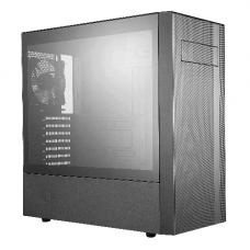 CoolerMaster MasterBox NR600 midi-tower behuizing zwart met 5¼ inch inbouw