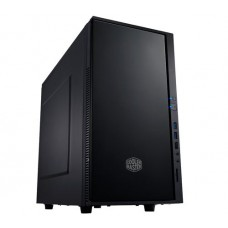 CoolerMaster Silencio 352 mini-tower behuizing