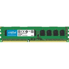 Crucial DDR4 geheugenmodule 2400 MHz 4 GB