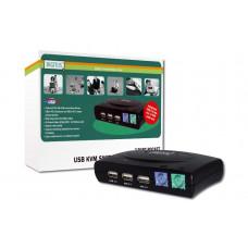 Digitus 2 poort USB VGA KVM switch