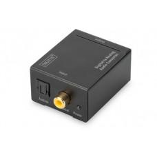 Digitus digitaal naar analoog audio converter