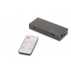 Digitus 4K HDMI switch 5-voudig