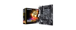 Gigabyte B450M-S2H mainboard socket AM4