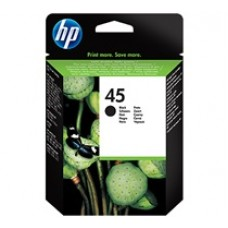 HP inktcartridge nr.45XL origineel zwart (51645AE)