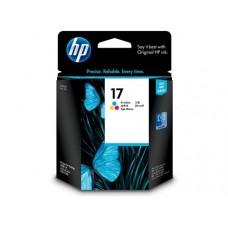 HP inktcartridge nr.17 origineel kleur (C6625A)