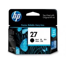 HP inktcartridge nr.27 origineel zwart (C8727AE)