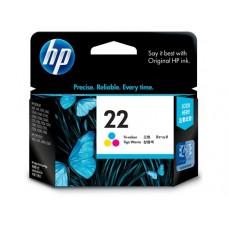 HP inktcartridge nr.22 origineel kleur (C9352AE)