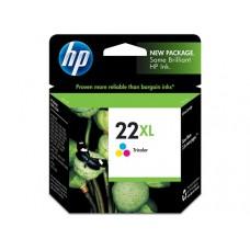 HP inktcartridge nr.22XL origineel kleur (C9352CE)