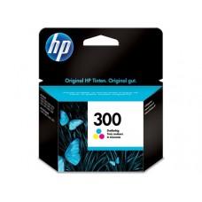 HP inktcartridge nr.300 origineel kleur (CC643EE)