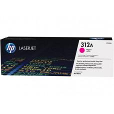 HP toner origineel 312A magenta (CF383A)