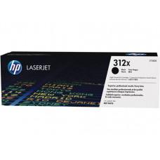 HP toner origineel 312X zwart (CF380X)