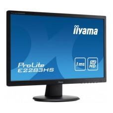 IIyama ProLite 21,5 inch FullHD LED monitor E2283HS-B1
