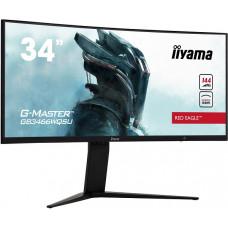 IIyama G-Master gebogen 34 inch monitor GB3466WQSU-B1 met AMD FreeSync