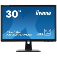 IIyama ProLite 30 inch LED monitor XB3070WQS-B1