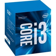 Intel Core i3-7100 Boxed incl. koeler