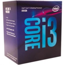 Intel Core i3-8100 quad-core processor Boxed