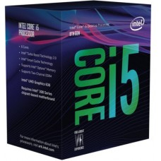 Intel Core i5-8600 hexa-core processor Boxed