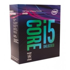 Intel Core i5-8600K processor socket-1151 hexa-core
