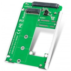 2½ inch tray voor M.2 SATA SSD
