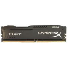 Kingston HyperX Fury DDR4 DIMM geheugenmodule 8 GB 2666 MHz
