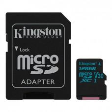 Kingston Canvas Go! MicroSD 128 GB