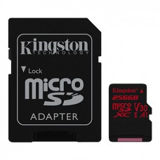 Kingston Canvas React MicroSD geheugenkaart 256 GB