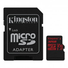 Kingston Canvas React MicroSD geheugenkaart 32 GB