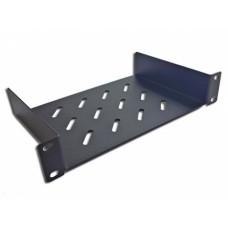 10 inch legplank zwart