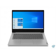 Lenovo 14 inch IdeaPad 3 laptop, Intel Core i3-1005G1, 8 GB geheugen, 256 GB SSD, FullHD, Windows 10