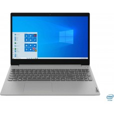 Lenovo 15,6 inch IdeaPad 3 laptop, AMD Ryzen 5 3500U, 8 GB geheugen, 256 GB SSD, FullHD, Windows 10