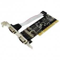 PCI I/O kaart, 2x serieel