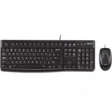 Logitech Desktop MK120 toetsenbord en muis